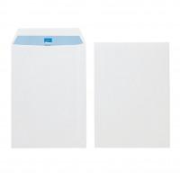 Initiative Envelope C5 Self Seal Plain Pocket 100gsm White Pack 500
