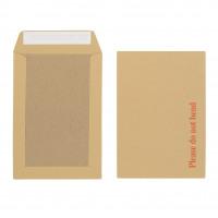Initiative Envelope Boardbacked Peel n Seal 250x176mm 115gsm Manilla Pack 125