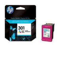 Hewlett Packard No 301 Tri Colour Ink Cartridge CH562EE