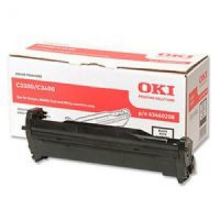 Oki C33/34 EP Cartridge Black 43460208