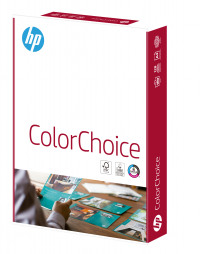 HP FSC Color Choice A4 100gsm Ream 500