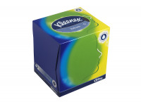 Kleenex Balsam Facial Tissues Cube 56 Sheets (Pack of 12) 8825