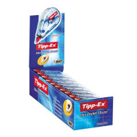 Tipp-Ex Mini Pocket Mouse Correction Tape Roller 5mmx5m Ref 901817 [Pack 10] [2 For 1] Oct-Dec 2017
