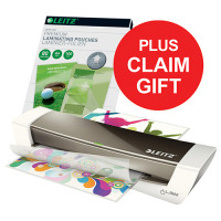 Leitz Laminator Grey A4 &Pouch &Remp May-Sep 2018