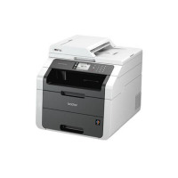 Brother Colour Laser Multifunctional Printer Duplex Network A4 Ref MFC9140CDN