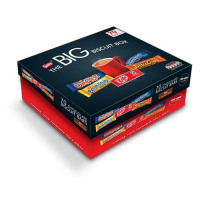 Nestle Big Chocolate Box Assorted 99 Calories Per Bar Ref 12313923 [Pack 70]