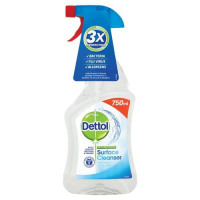 Dettol Surface Cleanser Spray 750ml Ref 14781
