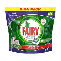 Fairy Professional Dishwasher Capsules All-in-One Original Ref 74639 [Pack 100]