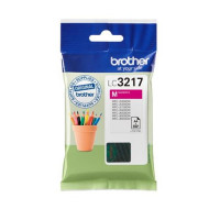 Brother Inkjet Cartridge Page Life 550pp Magenta Ref LC3217M