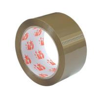 5 Star Office Packaging Tape Polypropylene 48mm x 66m Buff [Pack 6]