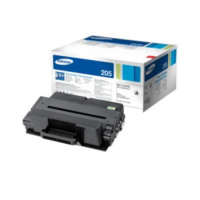 Samsung Laser Toner Cartridge High Yield Page Life 5000pp Black Ref MLT-D205L/ELS