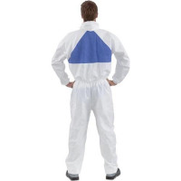 3M 4540Plus Protective Coverall Light Breathable Type 5/6 Anti-Particulate EN1073-2 Large Ref 601866