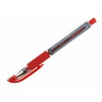 Uni-ball UM151S SigNo Gel Rollerball Comfort Grip 0.7mm Tip 0.5mm Line Red Ref 751107000 [Pack 12]