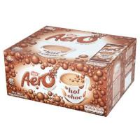 Aero Hot Chocolate Drink Powder 40 Sachets Ref 12203209