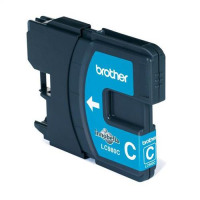 Brother Inkjet Cartridge Page Life 260pp Cyan Ref LC980C