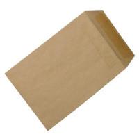 5 Star Office Envelopes Mediumweight Pocket Self Seal 90gsm Manilla C5 [Pack 500]