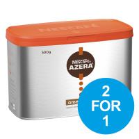 Nescafe Azera Barista Style Instant Coffee Americano 500g Ref 12284221 [2 for 1] Nov 2019
