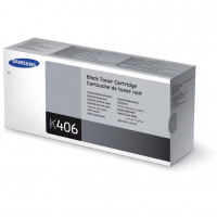 Samsung CLT-K406S Laser Toner Cartridge Page Life 1500pp Black Ref SU118A