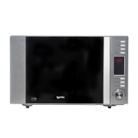 Igenix Microwave Combination Oven and Grill 900W 5 Power Rating 30 Litre Stainless Steel IG3091