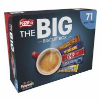 Nestle Big Chocolate Box Assorted 99 - 106 Calories Per Bar Ref 12391006 [Pack 70]