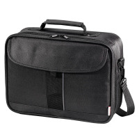 Hama Sportsline Padded Projector Bag Medium W320xD230xH100mm Black Ref 101065
