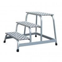 Platform Light Duty Slip Resistant Aluminium 1 Tread W520xD305xH200mm