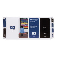 Hewlett Packard [HP] No.83 Printhead & Printhead Cleaner UV Black Ref C4960A *3to5 Day Leadtime*