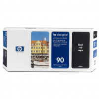 Hewlett Packard [HP] No.90 Printhead & Printhead Cleaner Black Ref C5054A *3to5 Day Leadtime*