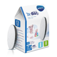 Brita Micro Disc Filters for Fill & Go Vital/Active Ref 1031143 [Pack 3]