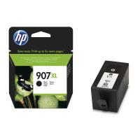 Hewlett Packard [HP] No.907XL Original Ink Cartridge High Yield Page Life 1500pp 37ml Black Ref T6M19AE