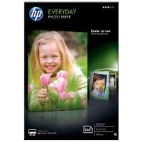 Hewlett Packard [HP] Everyday Photo Paper Gloss 200gsm 100x150mm Ref CR757A [100 Sheets]