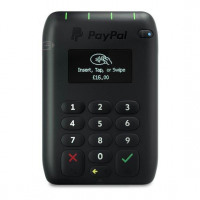 PayPal Here Contactless Chip and Pin Card Reader Black Ref M010