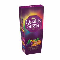 Nestle Quality Street Assorted Chocolates Box 265g Ref 12307619