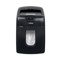 Rexel AutoPlus 130X Shredder Cross Cut P-4 Ref 2102559A