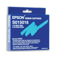 Epson Ribbon Cassette Fabric Nylon Black [for LQ2250 2500 860 1060] Ref S015262