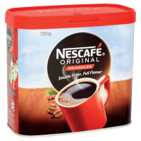Nescafe Original Instant Coffee Granules Tin 750g Ref 12315566