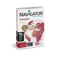 Navigator Presentation Paper Ream-Wrapped 100gsm A4 White Ref NPR1000032 [500 Sheets]