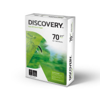 Discovery Everyday Paper FSC 5x Ream-wrapped Pks 70gsm A4 White Ref NDI0700025 [2500 Sheets]