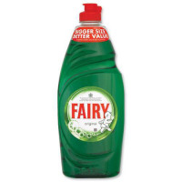Fairy Original Washing-up Liquid 500ml Ref 1012157 [Pack 2]