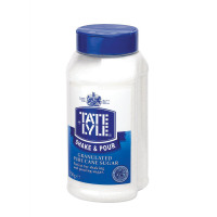 Tate and Lyle Shake & Pour White Sugar Dispenser 750g Ref A03907