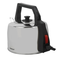 Igenix Catering Kettle Corded 2200W 3.5 Litres Stainless Steel Ref IG4350