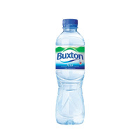 Buxton Natural Mineral Water Still Bottle Plastic 500ml Ref 742887 [Pack 24]