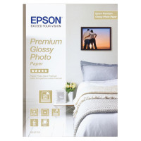 Epson Photo Paper Premium Glossy 255gsm A4 Ref C13S042155 [15 Sheets]