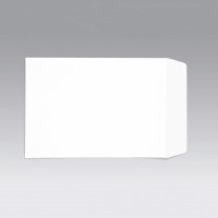 5 Star Office Envelopes PEFC Pocket Self Seal 90gsm C4 324x229mm White Retail Pack [Pack 25]