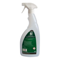 5 Star Facilities Pre-labelled Empty Bottle for Concentrated Bactericidal Detergent Capacity = 750ml