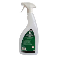 5 Star Facilities Pre-labelled Empty Bottle for Concentrated Bactericidal Foodsafe Cleaner Capacity=750ml