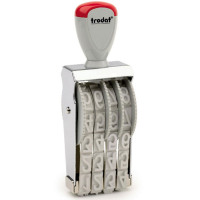 Trodat Classic Line 1554 Numberer Stamp 5mm Characters
