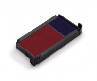 Colop 6/4912/2 Blue /Red Ink Pads Pack of 2 6/4912/2