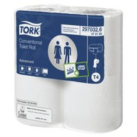 Tork Conventional Toilet Roll Ref 472150