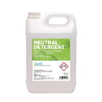 2Work Dishwasher Neutral Detergent 5 Litre 2W06293